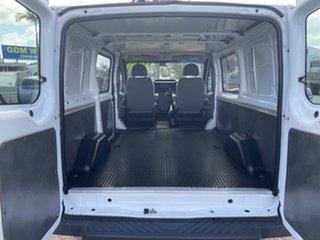 2010 Ford Transit VM Low Roof MWB White 5 Speed Manual Van.