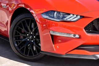 2018 Ford Mustang FN 2019MY GT Race Red 6 Speed Manual Fastback