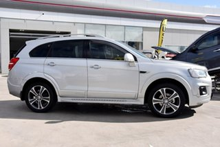 2015 Holden Captiva CG MY16 LTZ AWD Nitrate Silver 6 Speed Sports Automatic Wagon