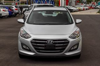 2015 Hyundai i30 GD3 Series II MY16 Active DCT Silver 7 Speed Sports Automatic Dual Clutch Hatchback