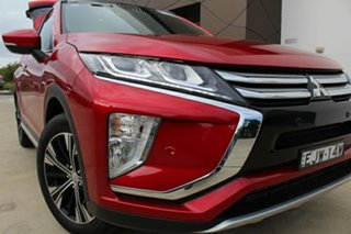 2020 Mitsubishi Eclipse Cross YA MY20 Exceed 2WD Red Diamond 8 Speed Constant Variable Wagon