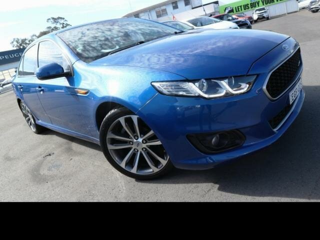 Used Ford Falcon  , Ford FALCON 2014.00 SEDAN XR . 4.0PET 6A