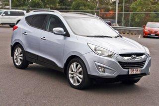 2012 Hyundai ix35 LM MY12 Highlander AWD Silver 6 Speed Sports Automatic Wagon.