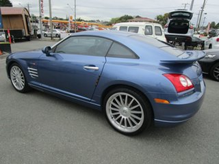 2006 Chrysler Crossfire ZH MY2005 SRT-6 Blue 5 Speed Sports Automatic Coupe.