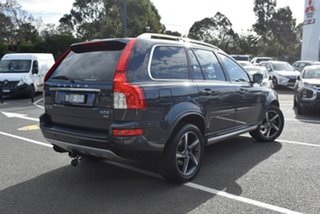 2013 Volvo XC90 P28 MY13 D5 Geartronic R-Design Grey 6 Speed Sports Automatic Wagon