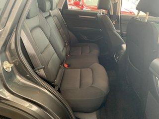 2018 Mazda CX-5 KF2W7A Maxx SKYACTIV-Drive FWD Sport Grey 6 Speed Sports Automatic Wagon