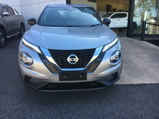 2020 Nissan Juke F16 ST-L DCT 2WD Silver 7 Speed Sports Automatic Dual Clutch Hatchback