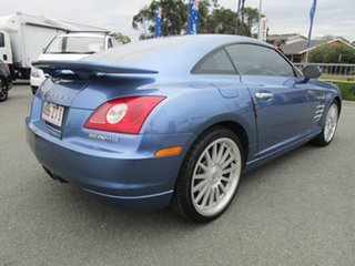 2006 Chrysler Crossfire ZH MY2005 SRT-6 Blue 5 Speed Sports Automatic Coupe