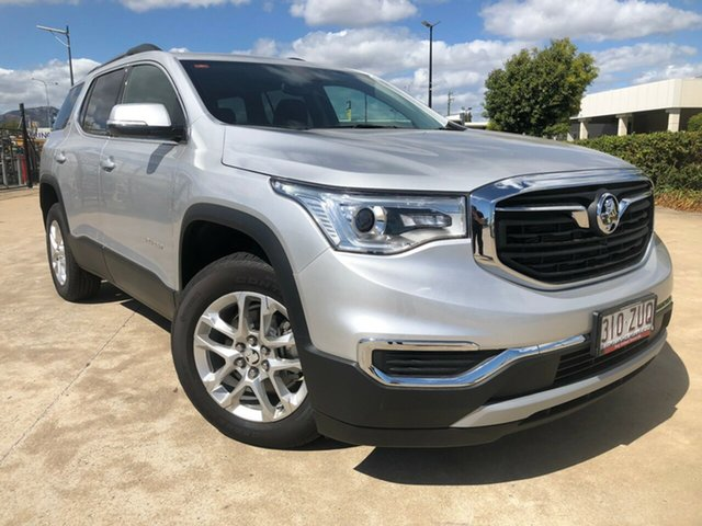 Used Holden Acadia AC MY19 LT AWD, 2019 Holden Acadia AC MY19 LT AWD Silver 9 Speed Sports Automatic Wagon