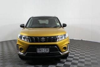 2020 Suzuki Vitara LY Series II 2WD Solar Yellow & Cosmic Black Roof 6 Speed Sports Automatic Wagon.