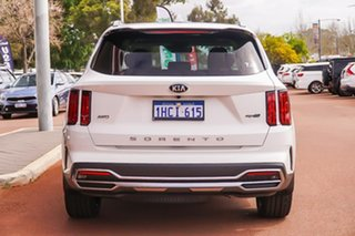 2020 Kia Sorento MQ4 GT-Line White Sports Automatic Dual Clutch.