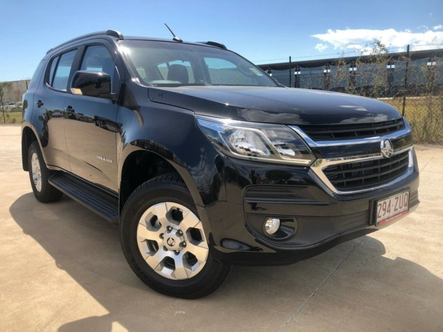 Used Holden Trailblazer RG MY20 LT, 2020 Holden Trailblazer RG MY20 LT Black 6 Speed Sports Automatic Wagon