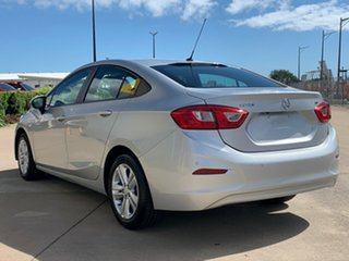 2017 Holden Astra BL MY17 LS+ Silver 6 Speed Sports Automatic Sedan