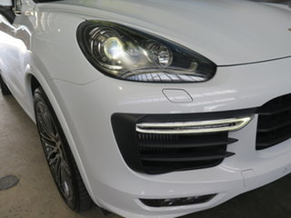 2015 Porsche Cayenne Series 2 MY15 GTS White 8 Speed Automatic Tiptronic Wagon