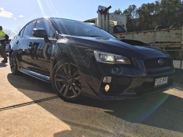 Used Subaru WRX Premium Dubbo, 2015 Subaru WRX V1 Premium Grey Manual