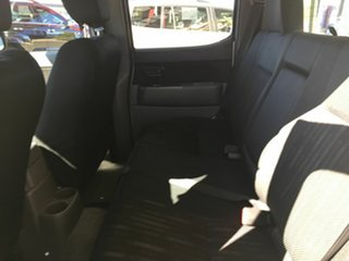 2010 Ford Ranger PK XL (4x4) White 5 Speed Manual Dual Cab Chassis