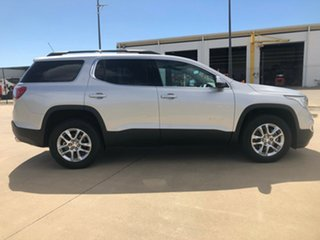 2019 Holden Acadia AC MY19 LT 2WD Silver 9 Speed Sports Automatic Wagon.