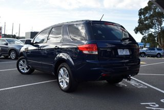 2011 Ford Territory SZ TX Seq Sport Shift Blue 6 Speed Sports Automatic Wagon
