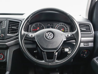 2017 Volkswagen Amarok 2H MY17 TDI420 Core Edition (4x4) White 8 Speed Automatic Dual Cab Chassis