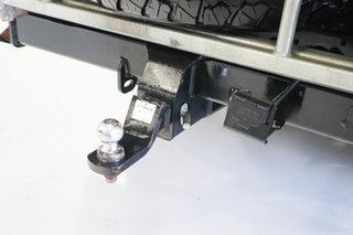 2015 Toyota Landcruiser VDJ79R GXL White 5 Speed Manual Cab Chassis