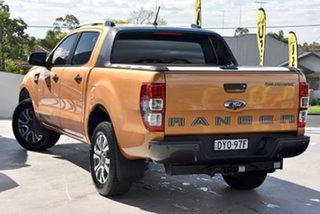 2018 Ford Ranger PX MkIII 2019.00MY Wildtrak Pride Orange 6 Speed Sports Automatic Utility.