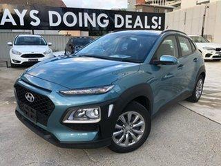 2019 Hyundai Kona Go Blue Sports Automatic Wagon.