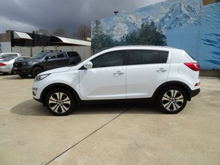 2013 Kia Sportage SL Series II MY Platinum White 6 Speed Sports Automatic Wagon