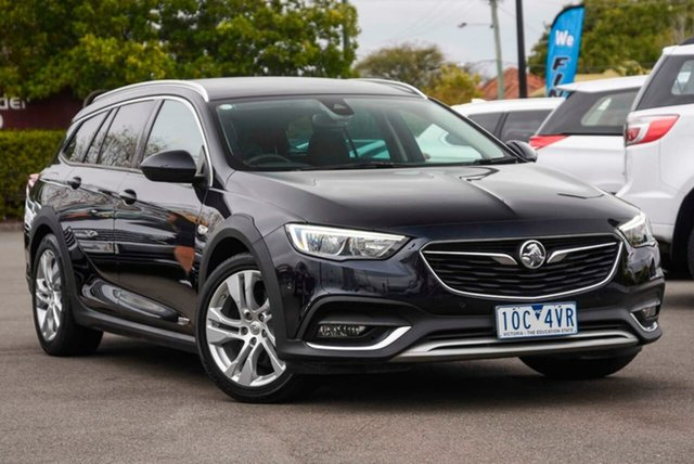 Used Holden Calais ZB MY18 Tourer AWD, 2018 Holden Calais ZB MY18 Tourer AWD Blue 9 Speed Sports Automatic Wagon