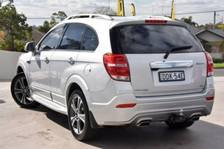 2015 Holden Captiva CG MY16 LTZ AWD Nitrate Silver 6 Speed Sports Automatic Wagon.