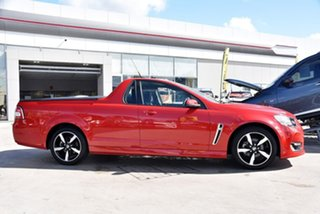 2017 Holden Ute VF II MY17 SV6 Ute Red 6 Speed Sports Automatic Utility.