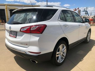 2019 Holden Equinox EQ MY20 LTZ-V AWD White 9 Speed Sports Automatic Wagon.