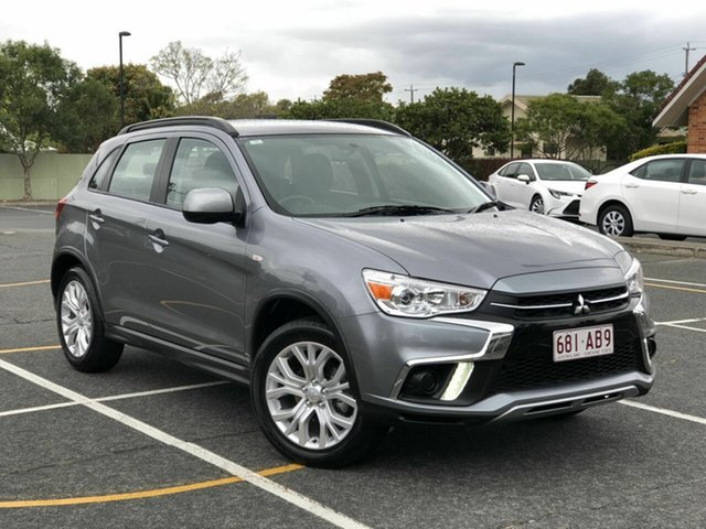 Used Mitsubishi ASX XC MY19 ES 2WD, 2019 Mitsubishi ASX XC MY19 ES 2WD Grey 1 Speed Constant Variable Wagon