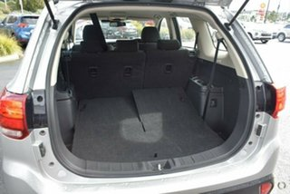 2019 Mitsubishi Outlander ZL MY20 ES 2WD Grey 6 Speed Constant Variable Wagon