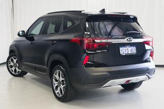 2019 Kia Seltos SP2 MY20 Sport+ 2WD Black 1 Speed Constant Variable Wagon.