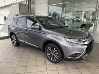 2020 Mitsubishi Outlander ZL MY20 LS AWD Titanium 6 Speed Constant Variable Wagon