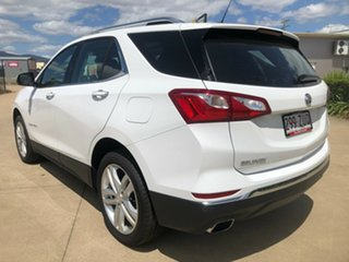 2019 Holden Equinox EQ MY20 LTZ-V AWD White 9 Speed Sports Automatic Wagon