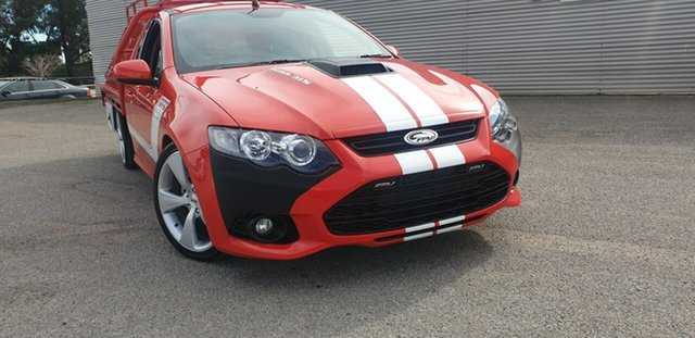 Used Ford Performance Vehicles GS FG Mk II Boss 315, 2013 Ford Performance Vehicles GS FG Mk II Boss 315 Red 6 Speed Manual Utility