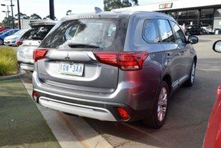 2019 Mitsubishi Outlander ZL MY20 ES 2WD Grey 6 Speed Constant Variable Wagon.