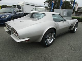 1972 Chevrolet Corvette STING RAY Stingray Silver 4 Speed Automatic Coupe