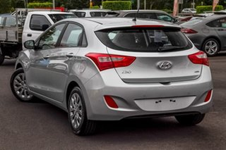 2015 Hyundai i30 GD3 Series II MY16 Active DCT Silver 7 Speed Sports Automatic Dual Clutch Hatchback.