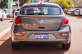 2013 Holden Cruze JH Series II MY13 CD Grey 6 Speed Sports Automatic Hatchback.