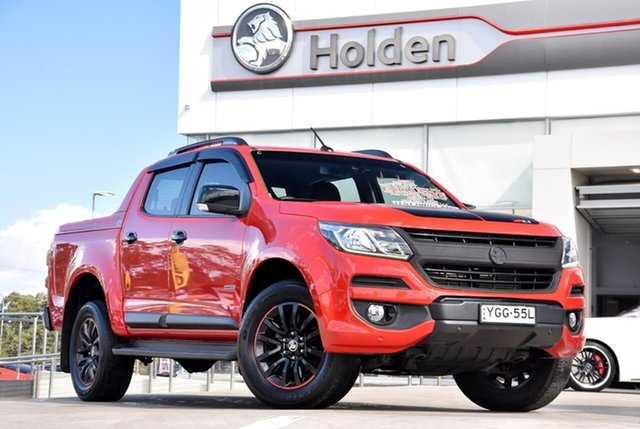 Used Holden Colorado RG MY17 Z71 Pickup Crew Cab, 2016 Holden Colorado RG MY17 Z71 Pickup Crew Cab Red 6 Speed Sports Automatic Utility