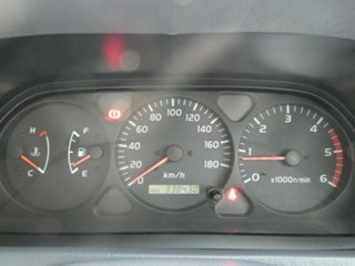 2000 Toyota Landcruiser Prado KZJ95R TX FullTime 4WD DR Red 5 Speed Manual Wagon