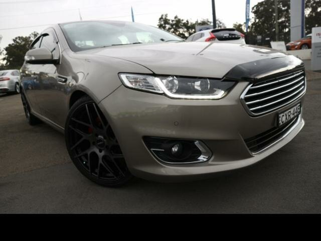 Used Ford Falcon  , Ford G6e  MK II Sedan 4.0L DOHC DI-VCT I6 6 Speed Floor Auto (g1AF95A)