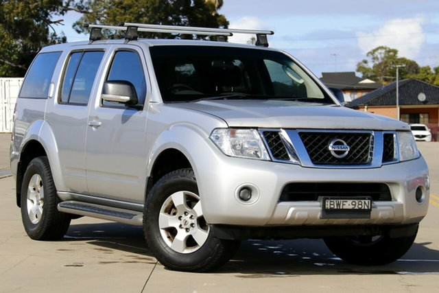 Used Nissan Pathfinder R51 MY10 ST, 2010 Nissan Pathfinder R51 MY10 ST Silver 5 Speed Sports Automatic Wagon