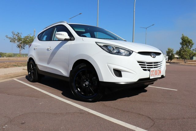 Used Hyundai ix35 LM3 MY15 Active, 2014 Hyundai ix35 LM3 MY15 Active 6 Speed Automatic Wagon