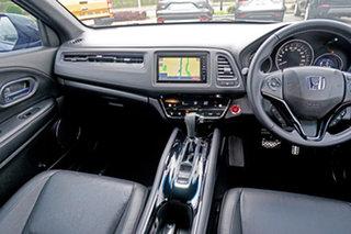 2019 Honda HR-V MY20 RS Blue 1 Speed Constant Variable Hatchback