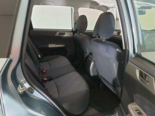 2010 Subaru Forester S3 MY10 X AWD Green 4 Speed Sports Automatic Wagon