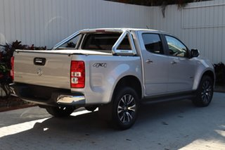 2019 Holden Colorado RG MY20 LTZ Pickup Crew Cab Silver 6 Speed Sports Automatic Utility
