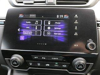 2017 Honda CR-V RW MY18 VTi FWD Grey 1 Speed Constant Variable Wagon